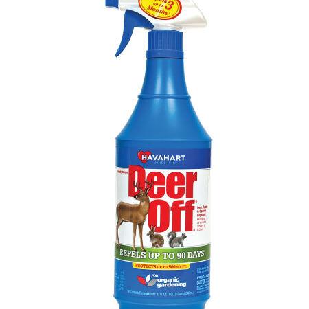 Deer Off Spray Seed,  Pest and Disease image number null