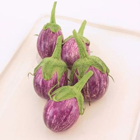 Piccolo, Eggplant Seeds - Packet image number null