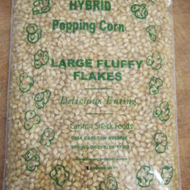 Carlton's White Popcorn, Garden Gifts