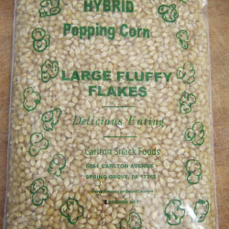 Carlton's White Popcorn, Garden Gifts - 2 Pounds image number null