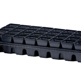 32 Cell Tray w/ Removable Containers, Seed Starting
