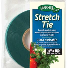 Stretch Tie, Crop Supports