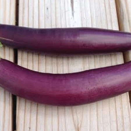 Long Purple, Eggplant Seeds - Packet image number null