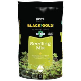 Black Gold Seedling Mix, Seed Starting