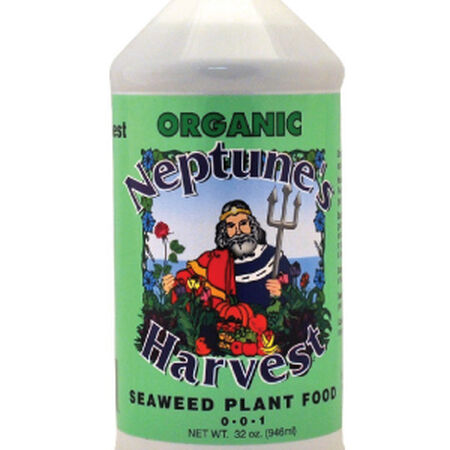 Seaweed Liquid Fertilizer, Fertilizers - 4 Gallons (516 Oz.) image number null