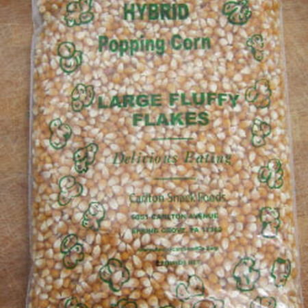 Carlton's Yellow Popcorn, Garden Gifts - 2 Pounds image number null