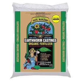 Soil Builder Earthworm Castings, Soils