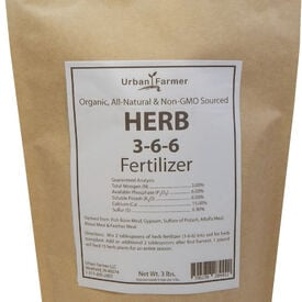 Organic Herb Fertilizer, Fertilizers