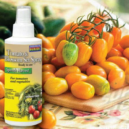 Tomato and Vegetable Blossom Spray,  Fertilizers image number null