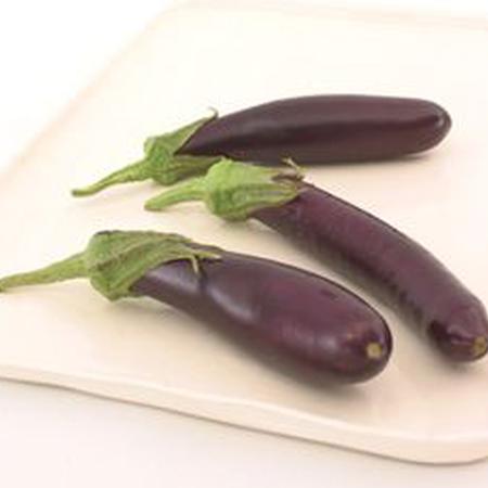 Little Finger, Eggplant Seeds - Packet image number null