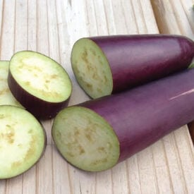 Long Purple, Eggplant Seeds