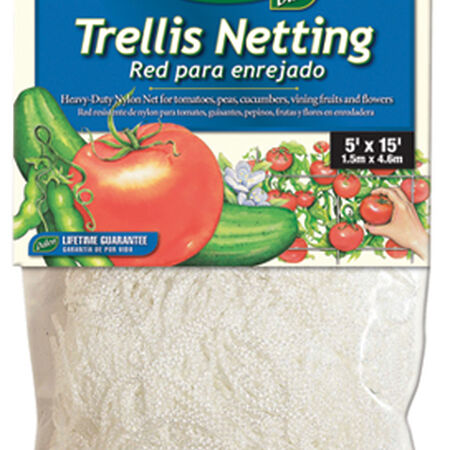 Trellis Netting, Crop Supports - 5x15 ft. image number null