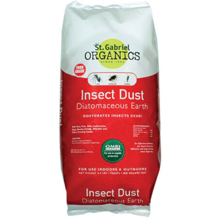 Insect Dust Diatomaceous Earth, Pest and Disease - 12 Pounds image number null