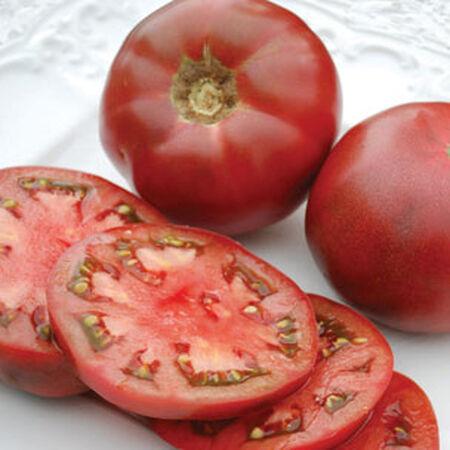 Cherokee Purple, Organic Tomato Seeds image number null