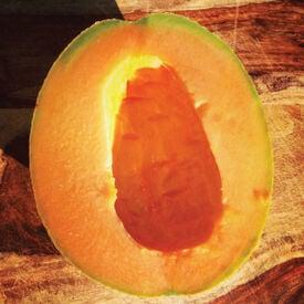 Hales Best Jumbo, Cantaloupe Seeds