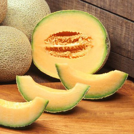 Planters Jumbo, Cantaloupe Seeds - Packet image number null