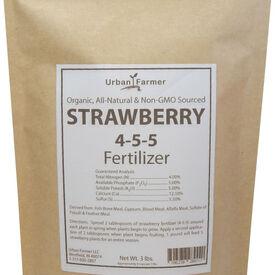 Organic Strawberry Fertilizer, Fertilizers