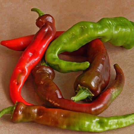 Cayenne Long Red Thick, Pepper Seeds - Packet image number null