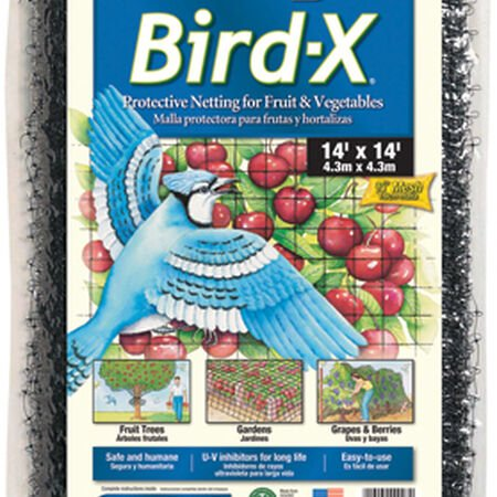 Bird X Netting 7'x20' Seed,  Pest and Disease - 40' Net image number null