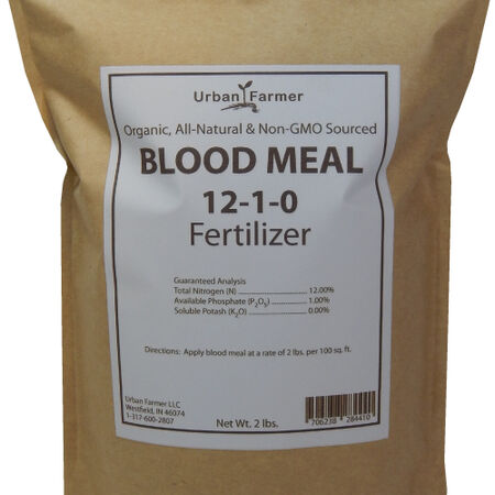 Bloodmeal Meal Fertilizer,  Fertilizers - 16 Pounds image number null