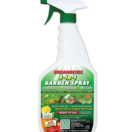 Organocide Spray Seed,  Pest and Disease - 24 Ounces image number null