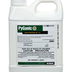 PyGanic Crop Protection Seed,  Pest and Disease