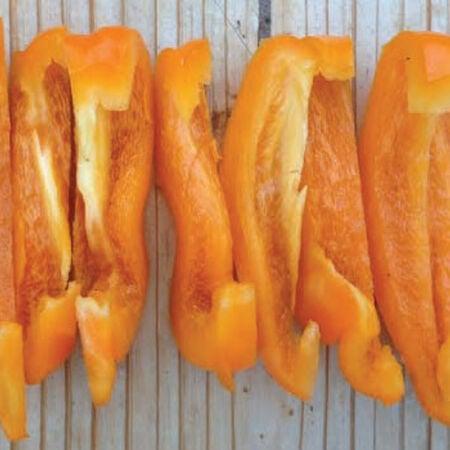 Orange King, Pepper Seeds image number null