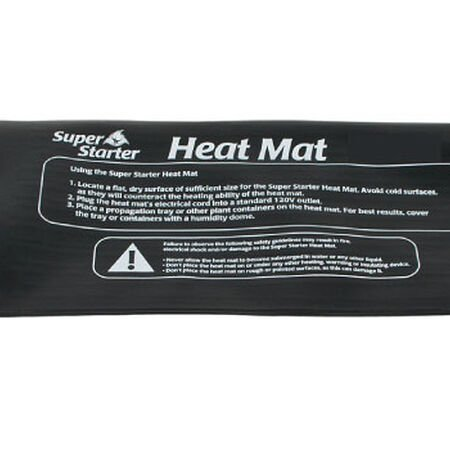 """Seedling Heat Mats Seed,  Seed Starting - 10"""" x 20.75"""" image number null"""